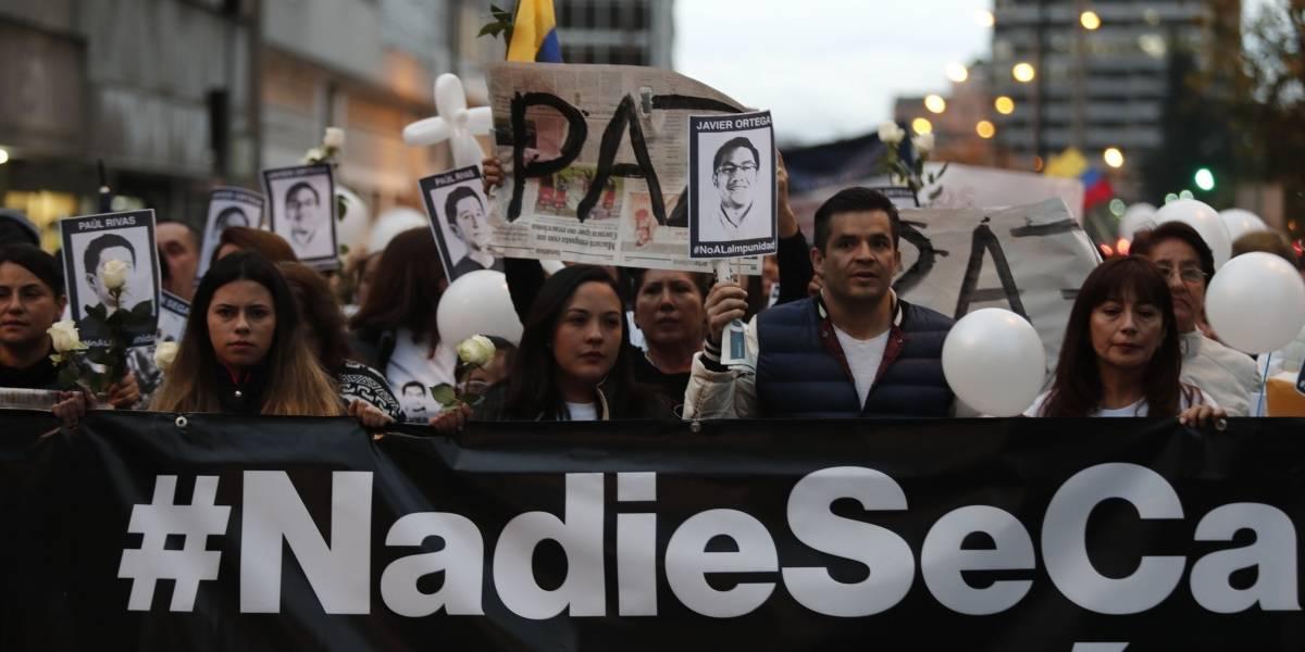 Familiares de periodistas asesinados pedirán intervención de organismos internacionales