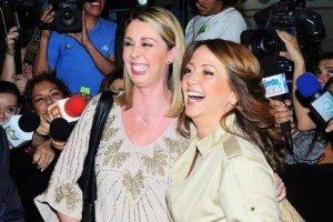 Andrea Legarreta aclara en Twitter por qué no entrevistó a Atala Sarmiento