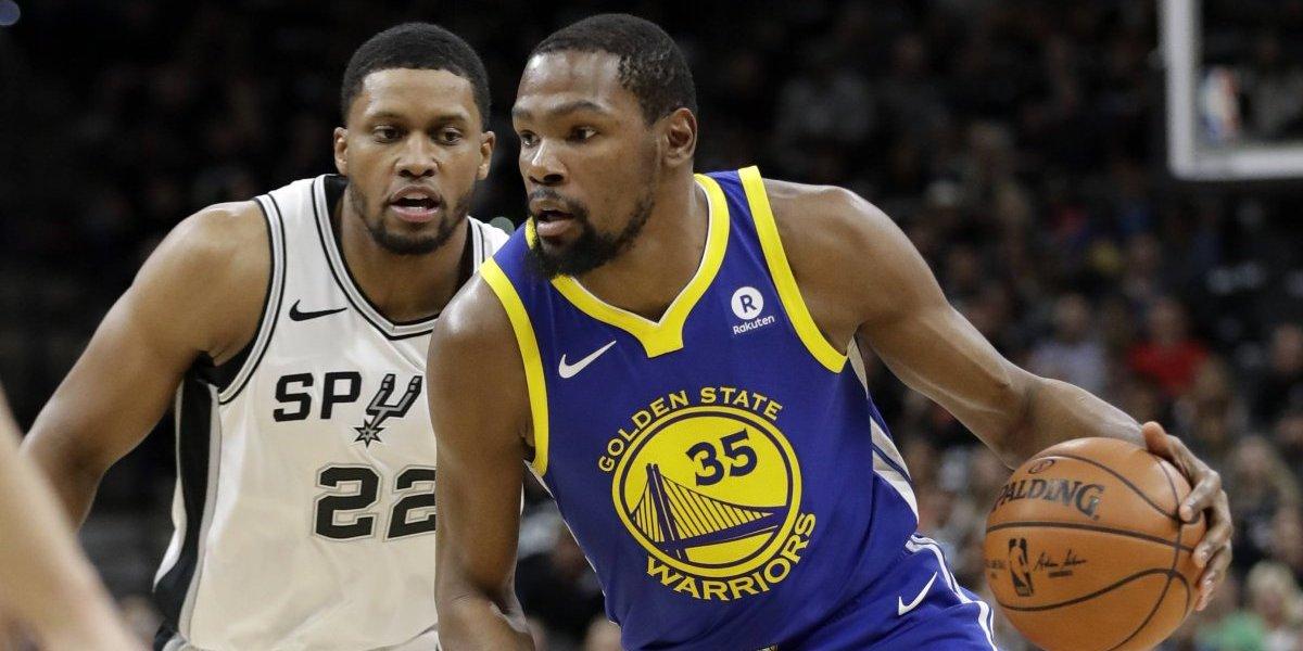 Warriors y Pelicans quedan a un triunfo de las semifinales del Oeste en los playoffs de la NBA
