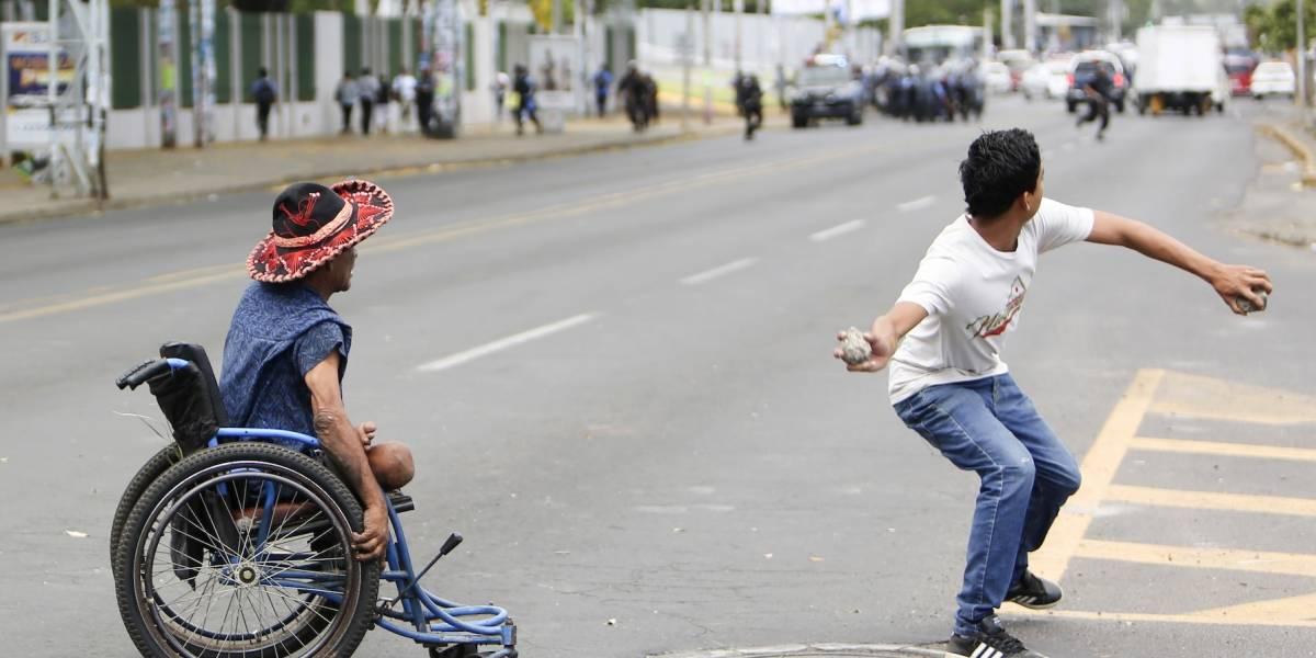 Así se viven las protestas en Nicaragua que han dejado 3 muertos y censura en medios