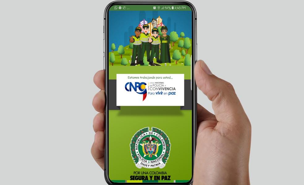 Ahora podrá consultar sus comparendos y revisar el Código de Policía desde esta App