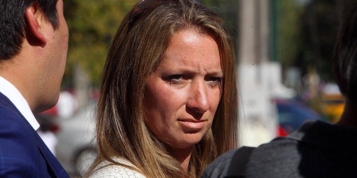 Tribunal de Rancagua rechaza sobreseimiento definitivo de Natalia Compagnon — Caso Caval