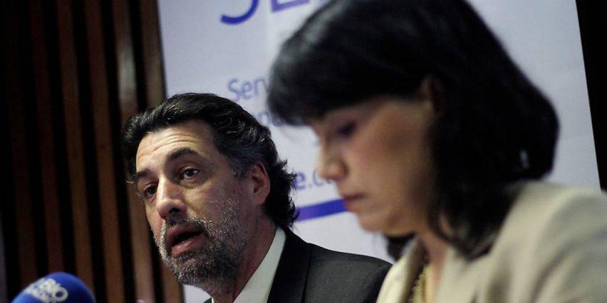 Se espera designación en 3 meses: Ministerio del Trabajo destituyó al director del Sence Pedro Goic