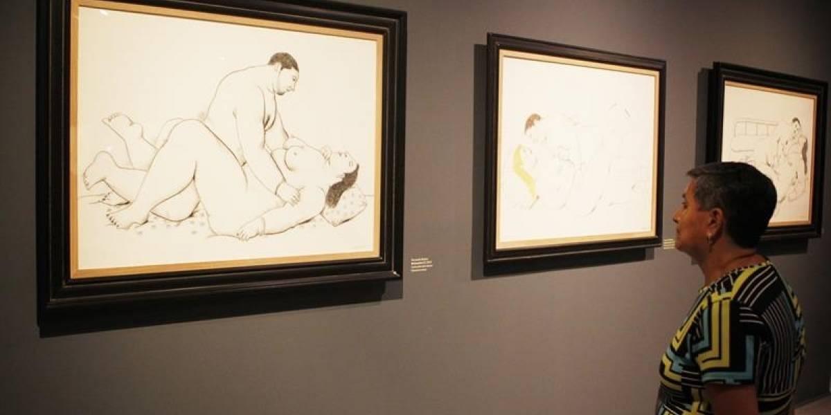 Así celebrará el Museo de Antioquia los 86 años del maestro Botero