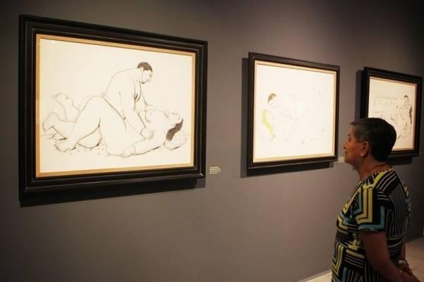 Boterosutra de Fernando Botero