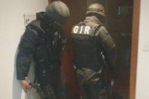 Policía del GIR perdió mano durante un enfrentamiento producido en Esmeraldas
