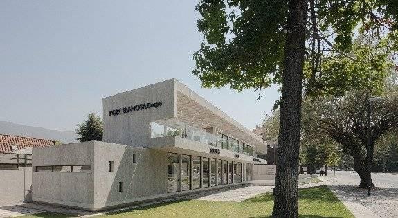 Arquitectos chilenos premiados