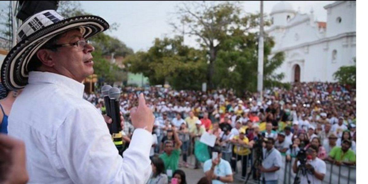El desafío de Gustavo Petro a Álvaro Uribe, tras su trino en Twitter