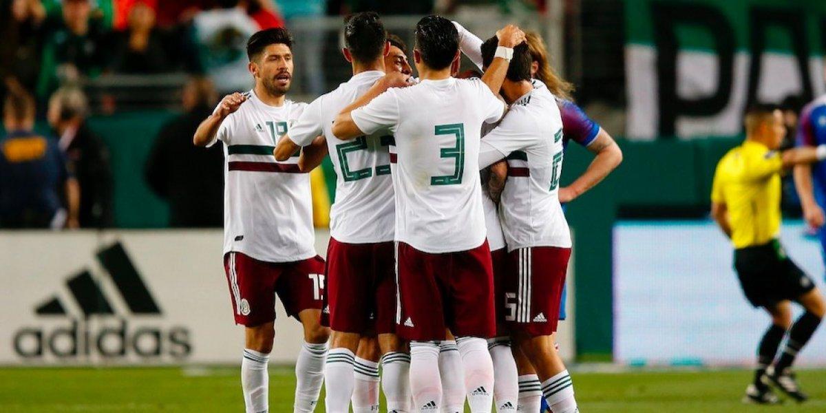 México enfrentará a Uruguay tras Mundial Rusia 2018
