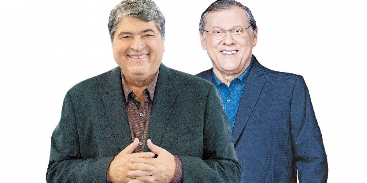 Datena e Milton Neves prometem enxurrada de entretenimento com novos programas na Band