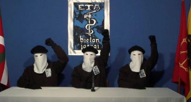 """ETA reconoce el daño causado y dice que """"lo siente de verdad"""" por las víctimas"""