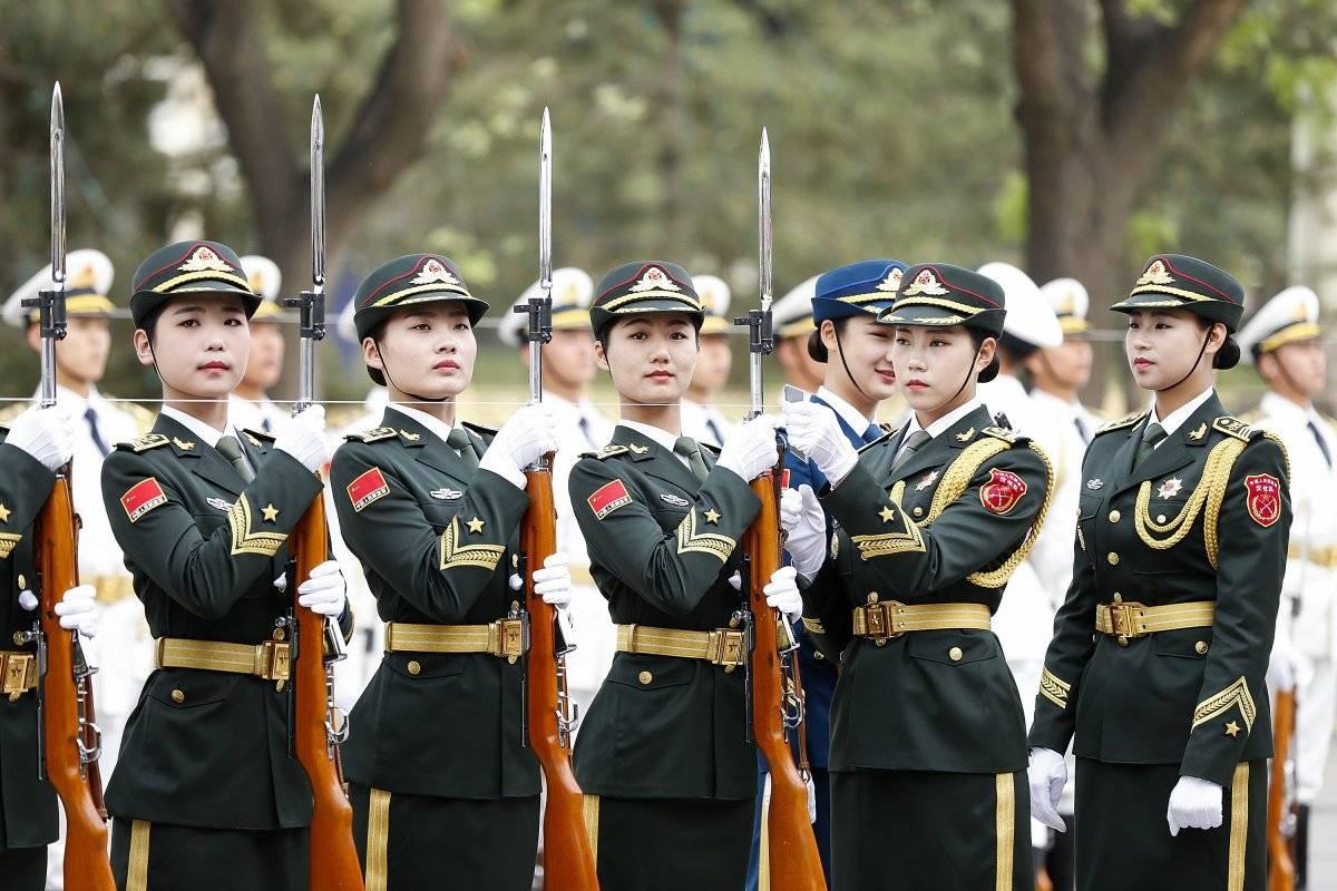 soldado chino