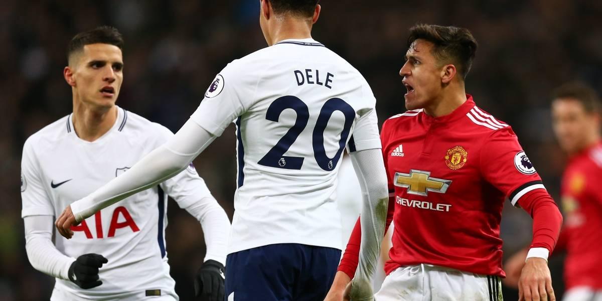 Manchester United con Alexis en sus filas animará una electrizante semifinal en la FA Cup frente a Tottenham