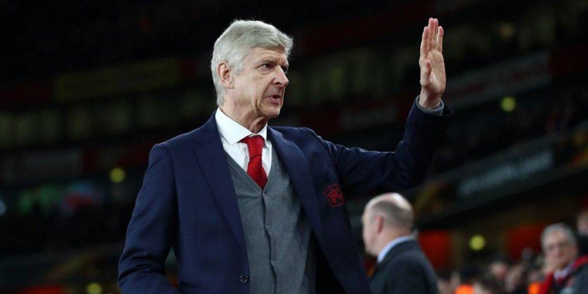 Nada es para siempre: Arsene Wenger anuncia su adiós del Arsenal