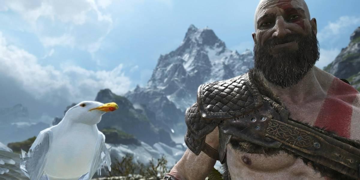 Así será el espectacular Modo Foto que recibirá God of War