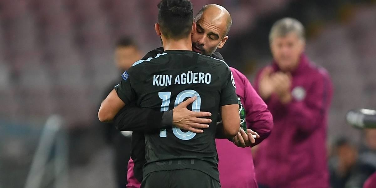 Guardiola acaba con incertidumbre y revela si 'Kun' jugará el Mundial