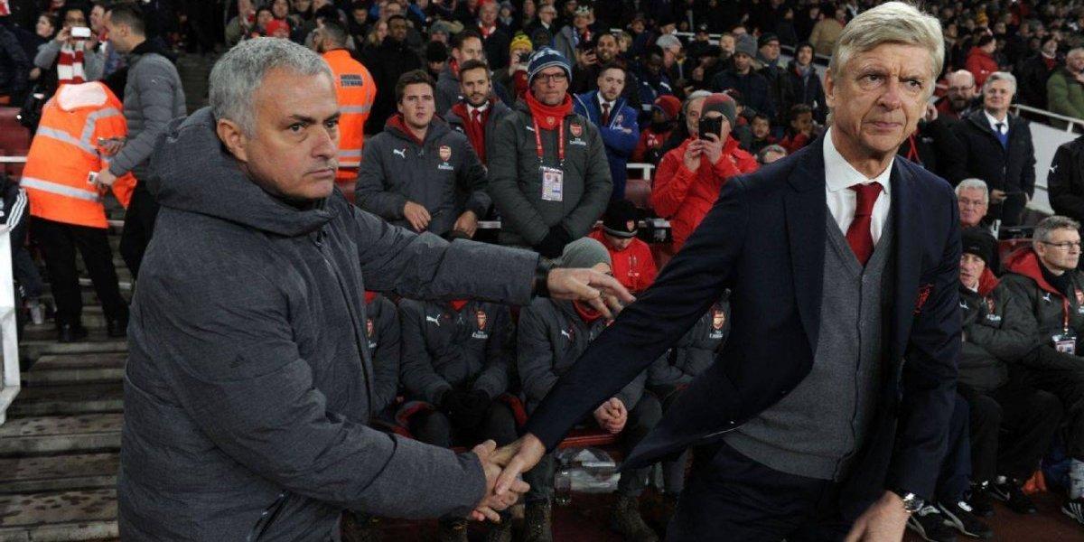 """Guardiola y Mourinho se rinden al legado de Wenger: """"La Premier League es lo que es gracias a él"""""""