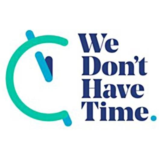 #WeDontHaveTime