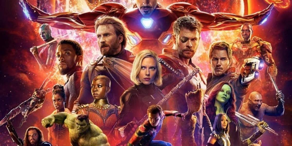 Cines chilenos harán maratón de Marvel antes del estreno de Avengers: Infinity War