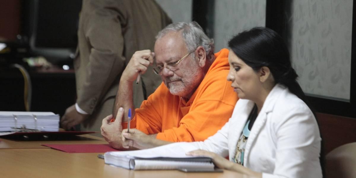 'Capaya' es llamado a juicio por supuesto peculado