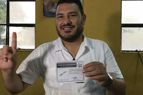 Ministro de Ambiente Alfonso Alonzo