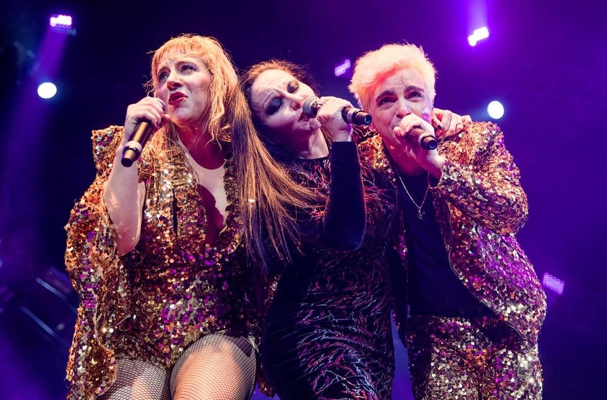 Así se vivió el concierto de Miranda Foto: Ocesa