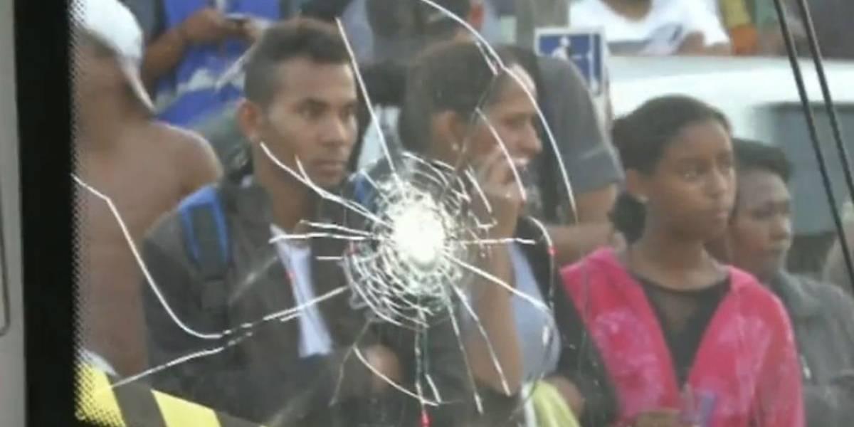 'Ouvi quando ela foi baleada', diz irmã de mulher ferida em ônibus