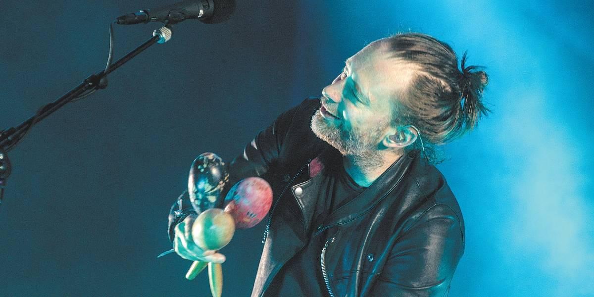 Radiohead promete noite de hits a fãs em São Paulo