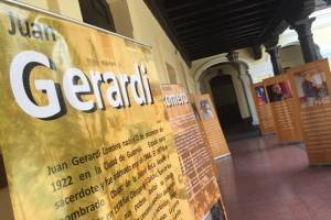 Conmemoran muerte de Juan Gerardi