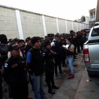 Requisa en la cárcel de Jalapa