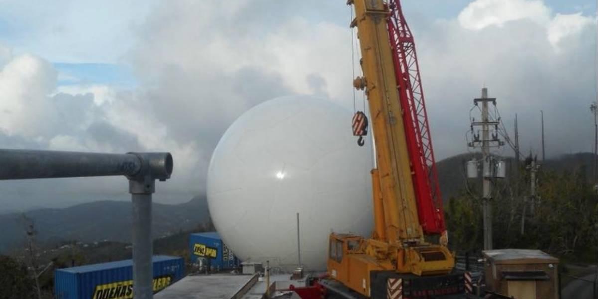 Se espera que para junio esté listo el nuevo radar Doppler
