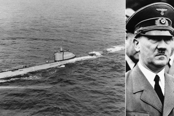 submarino Hitler