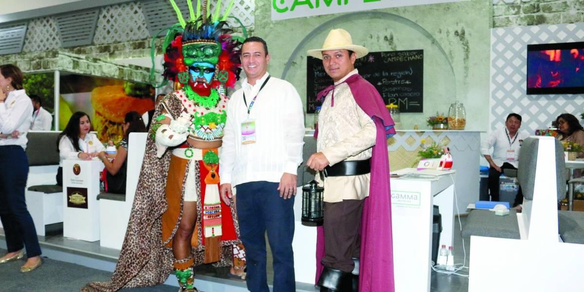 Campeche, un lugar ideal para vacacionar: Jorge Manos