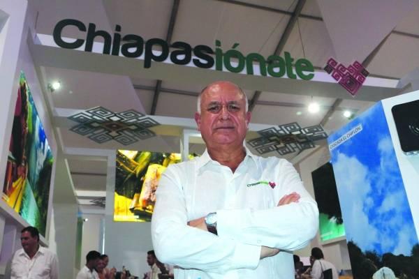 Chiapas quiere consolidarse como uno de los estados con gran potencial turístico: Mario Uvence