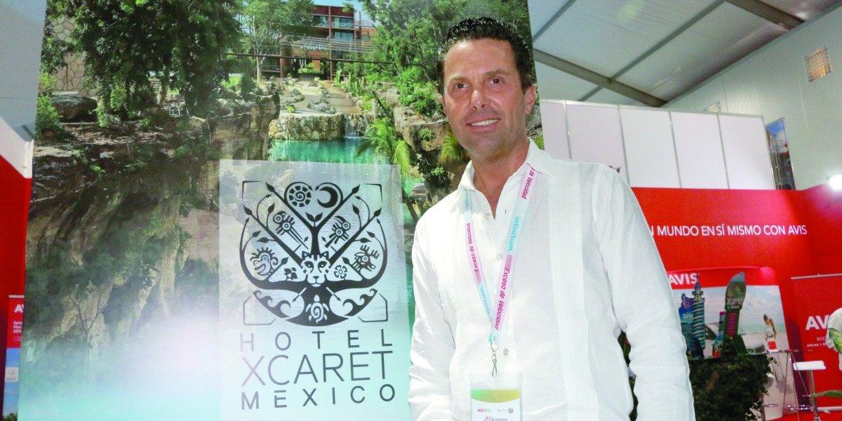Xcaret crece y apuesta por el turismo sustentable: Marcos Constandse Redko
