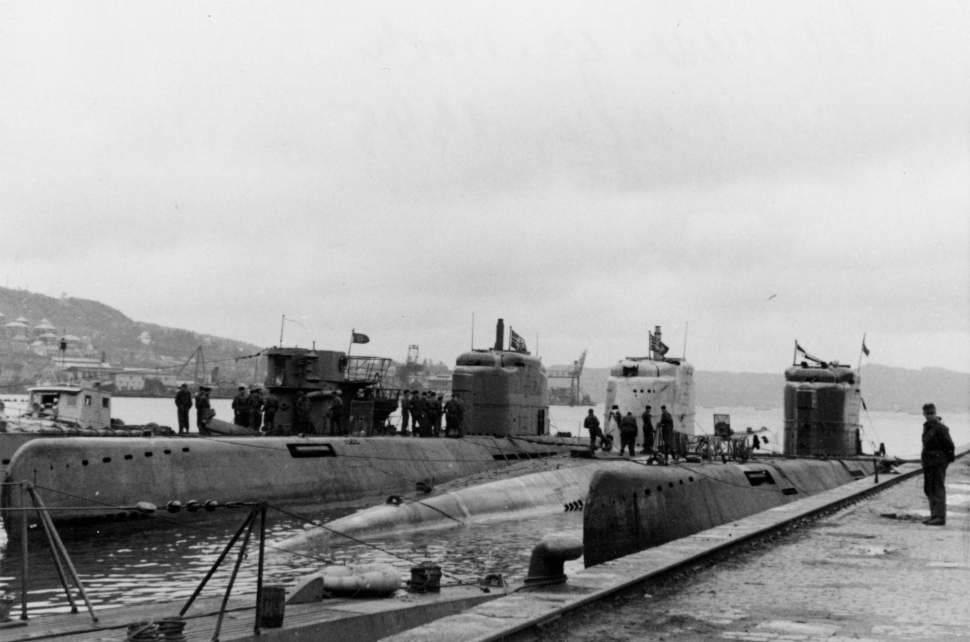 Submarinos Tipo XXI