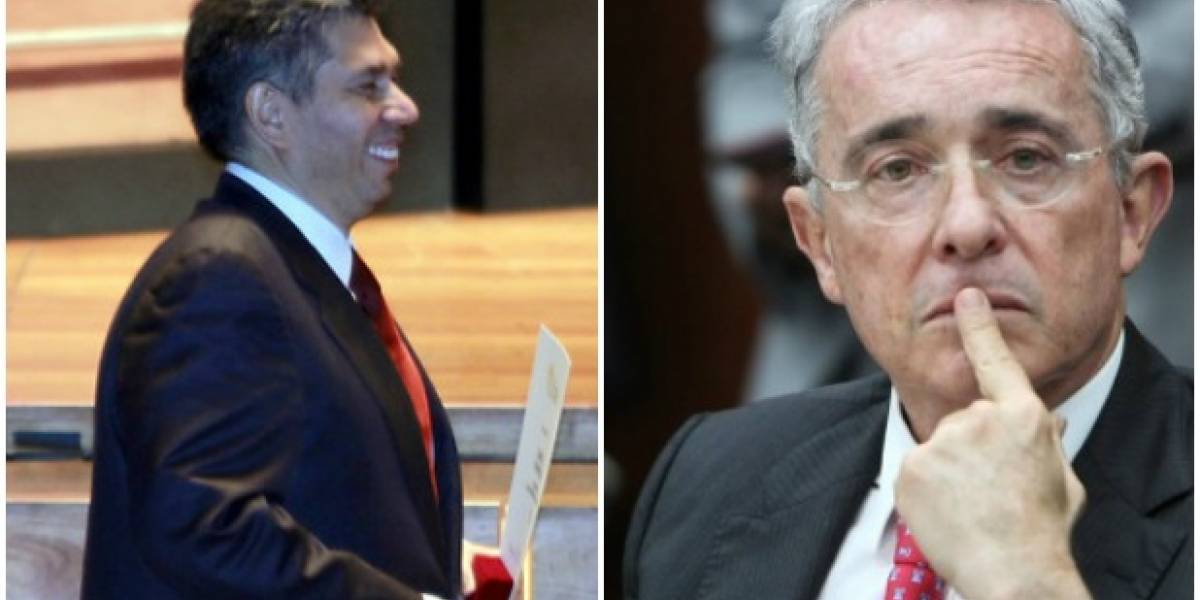 """""""Que quemen eso"""": el audio interceptado a Álvaro Uribe que pone a temblar"""