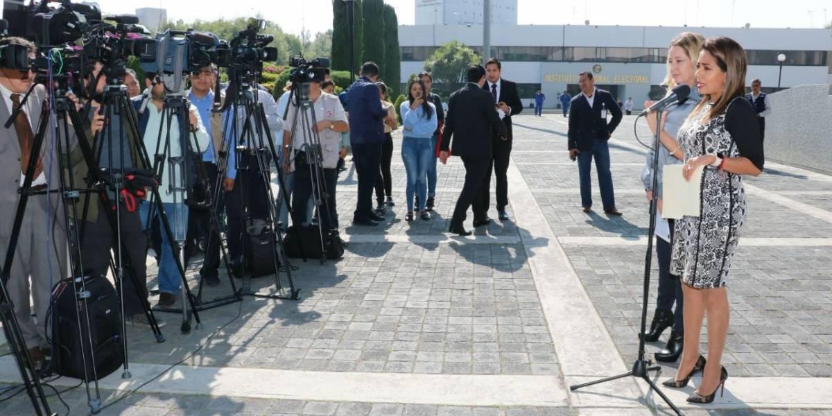 Presenta Meade queja ante INE por uso de avioneta privada por parte de AMLO