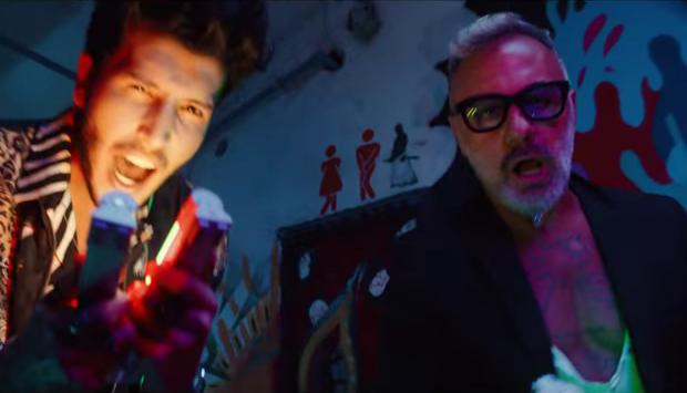 Critican nuevo video de Sebastián Yatra por parecido con uno de Coldplay