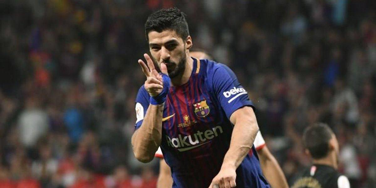 Resultado del partido Sevilla vs FC Barcelona, final Copa del Rey 2018