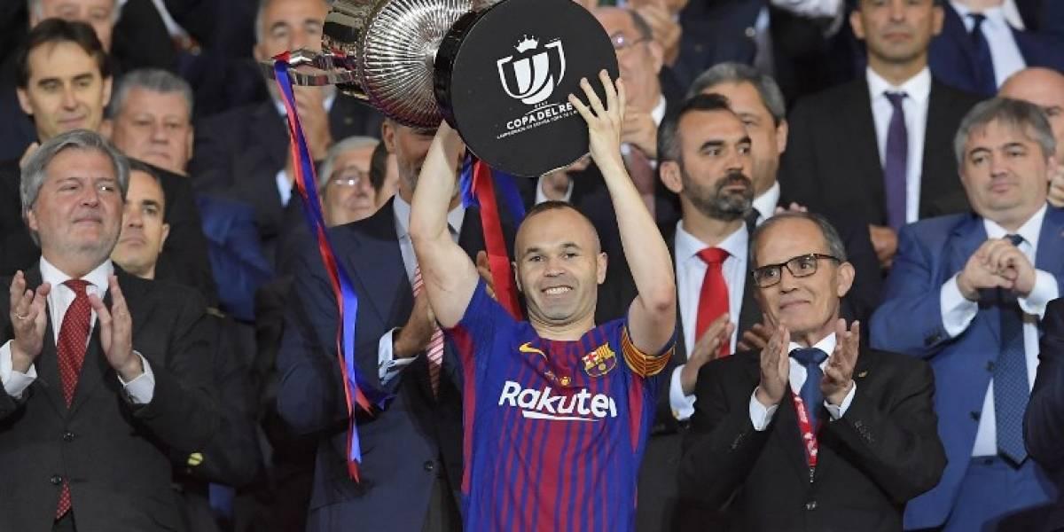 Barcelona vuelve a su mejor versión y logra su primer título de la temporada