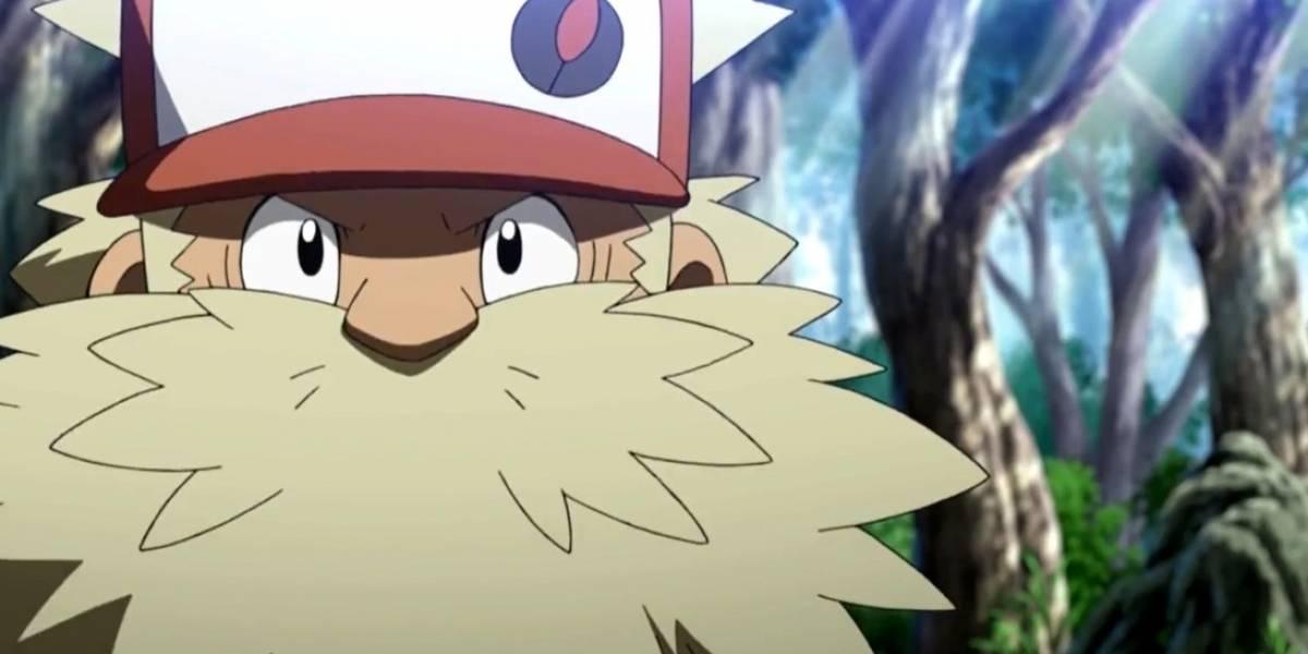 Buscaba un pokémon y terminó encontrando a un anciano con demencia senil
