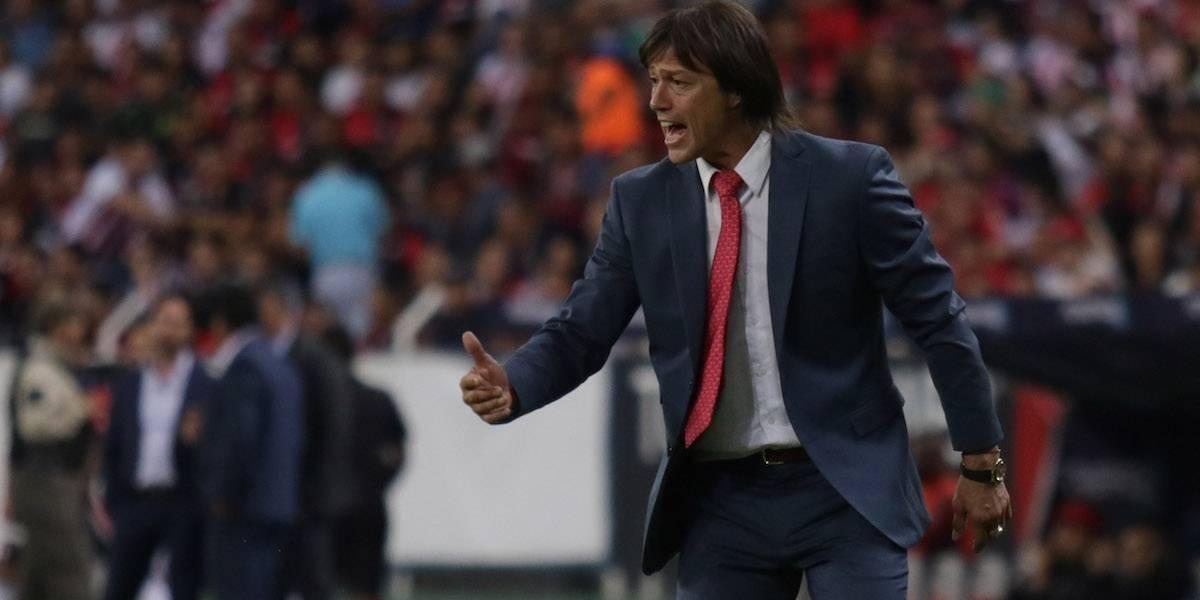 VIDEO: Almeyda estalla contra aficionado que le recordó su descenso con River