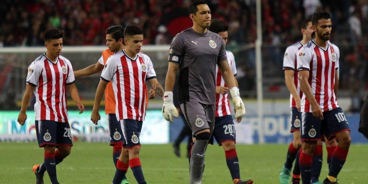 Directiva de Chivas sigue sin pagar a jugadores por el doblete del 2017