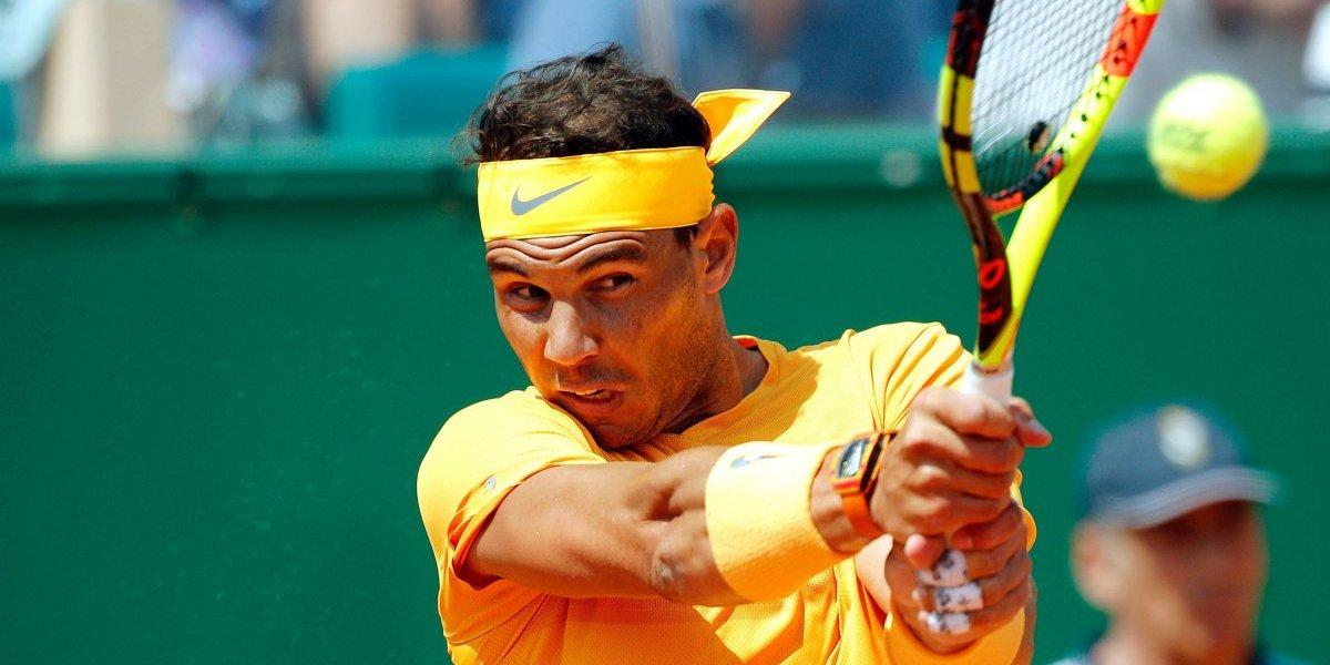 ¡A la final! Nadal vence a Dimitrov en semifinales en Montecarlo