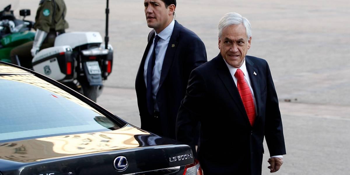 La Moneda reculó: ya no comprarán lujoso Lexus de $70 millones para el Presidente Piñera