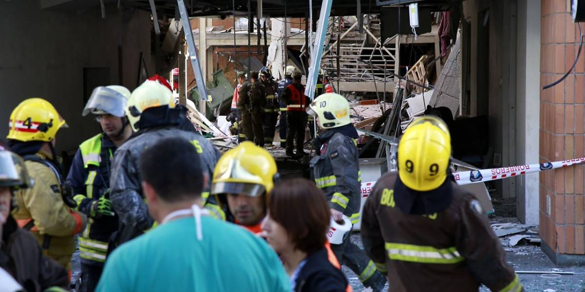 """Piñera por explosión del Sanatorio: """"la investigación de responsabilidades ya se inició"""""""