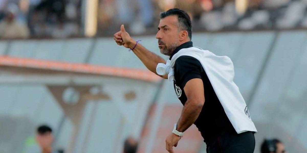 """Salvatierra habla del posible retorno de Tapia a Colo Colo: """"Si le toca venir a él bienvenido sea"""""""