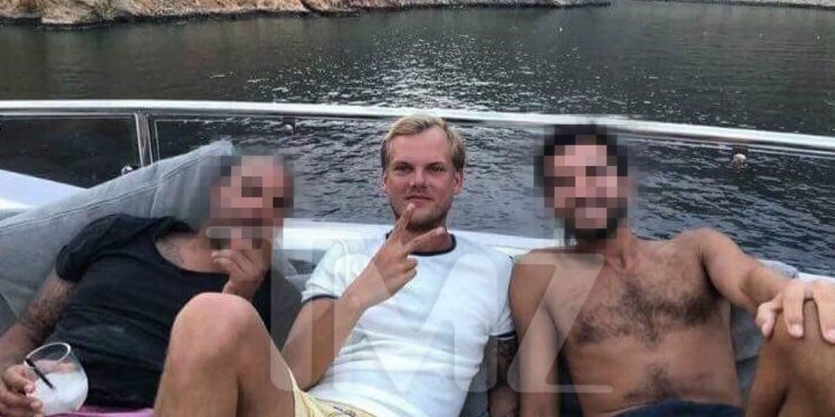 La última foto de Avicci 24 horas antes de su muerte