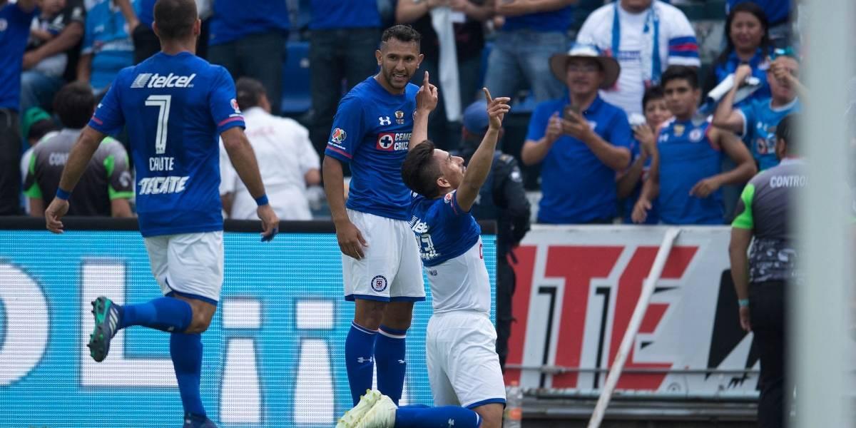 La Máquina se despide del Estadio Azul con victoria 2-0 sobre Morelia